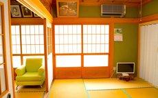 日本百名山剣山登山に最適 民宿 入日浦