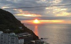 Japan Countryside Atami