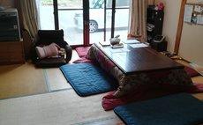 1日限定の宿/一戸建て 鍵付き駐輪用小屋あり 7畳