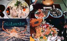 Oshita - Enjoy delicious raw fish at our restaurant