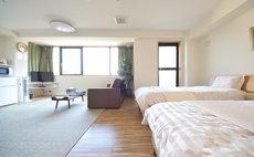 立方体上町台公寓 5F