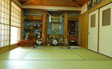 くにちゃんち・趣のある日本家屋でホームステイのように
