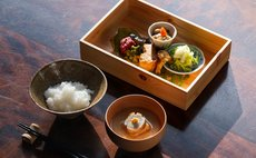 "Matsunaga Rokkan fujiya ""Rindou"" with breakfast"