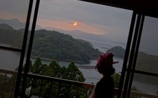 The superb view & the exquisite seafood - Uminosachi