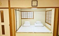 【和洋室貸切】デラックス ファミリールーム12名まで同室同料金