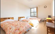 宿sann HB-single / school year two of he hotel