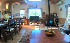 Relaxing stay in the Ariki Farm and Orchard