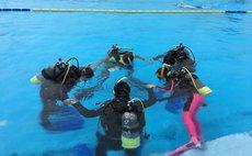 Twin room dive license- Iyashi No Resort Nakijin
