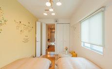 SJ大阪中央公寓1206 童話風格房
