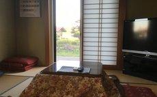 1日限定の宿/川沿いの開放感溢れるお部屋 8畳